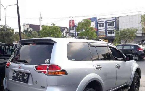 Jual cepat Mitsubishi Pajero Sport GLX 2009 di Riau