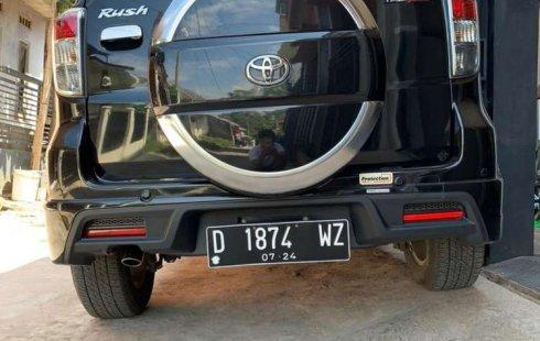 Jual Toyota Rush TRD Sportivo 2014 harga murah di Jawa Barat