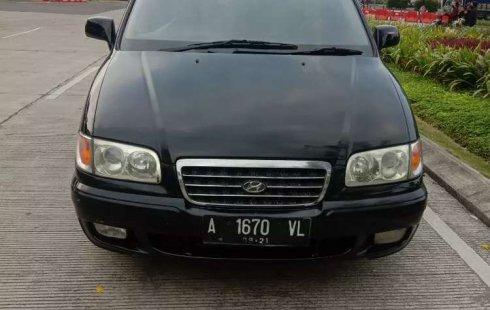 Jual cepat Hyundai Trajet 2003 di Banten