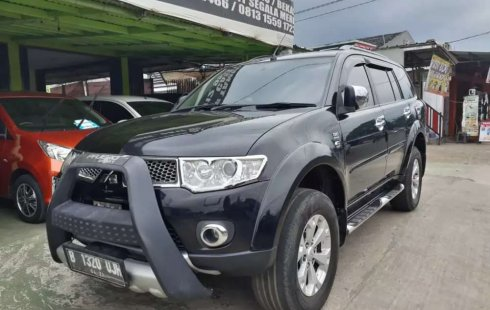 Dijual mobil bekas Mitsubishi Pajero Sport Dakar, Banten