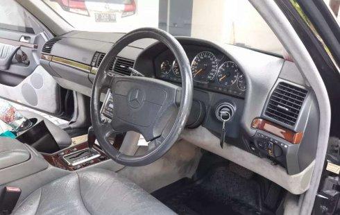 DKI Jakarta, Mercedes-Benz S-Class S 320 1996 kondisi terawat