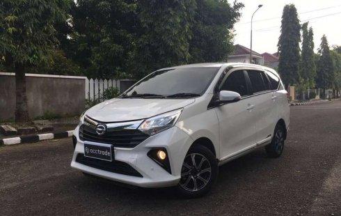 DKI Jakarta, Daihatsu Sigra R 2019 kondisi terawat