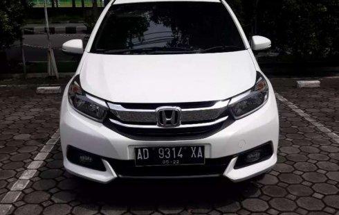 DIY Yogyakarta, jual mobil Honda Mobilio E 2017 dengan harga terjangkau