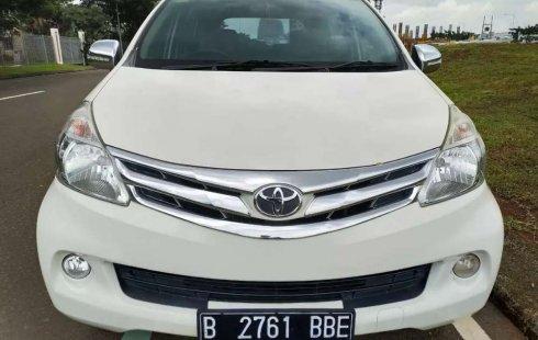 Banten, Toyota Avanza G 2013 kondisi terawat