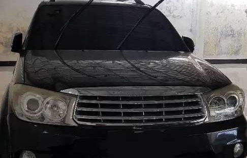 Sulawesi Selatan, jual mobil Toyota Fortuner V 2008 dengan harga terjangkau