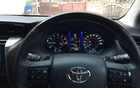 Mobil Toyota Fortuner 2016 SRZ dijual, Kalimantan Selatan