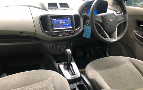 Dijual Cepat Chevrolet Spin LTZ 2013 Istimewa di Bekasi