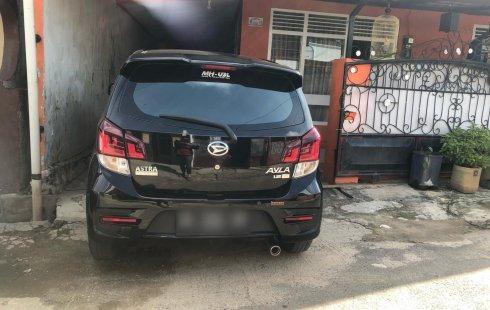Dijual Mobil Bekas Daihatsu Ayla R 2017 di Lampung