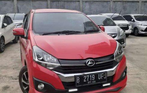 DKI Jakarta, jual mobil Daihatsu Ayla R 2017 dengan harga terjangkau