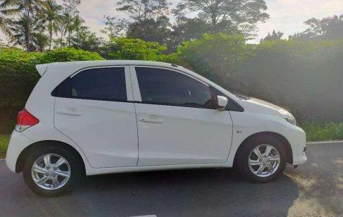 Jual cepat Honda Brio Satya E 2017 di Jawa Tengah