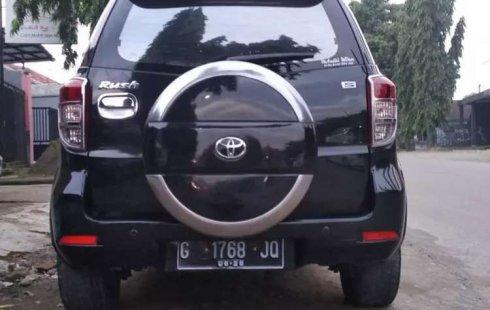 Jawa Tengah, Toyota Rush S 2007 kondisi terawat