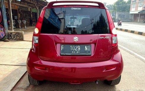 Jual Mobil Suzuki Splash 1.2 NA 2015 di Bogor