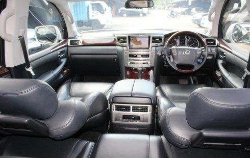 Dijual Mobil Lexus LX 570 2012 di DKI Jakarta