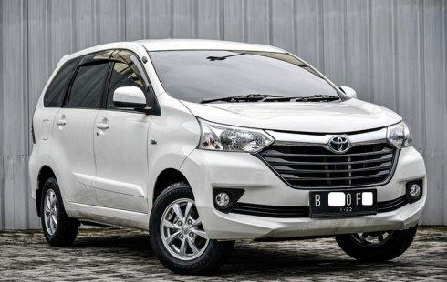 Dijual Cepat Toyota Avanza G 2017 di DKI Jakarta
