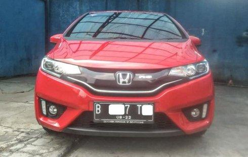 Dijual Mobil Bekas Honda Jazz RS 2017 di DKI Jakarta