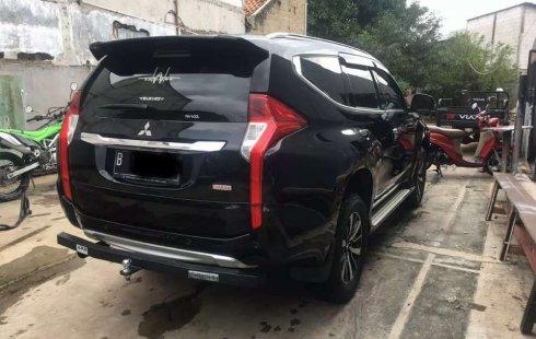Jual mobil Mitsubishi Pajero Sport Dakar 2017 bekas, DKI Jakarta
