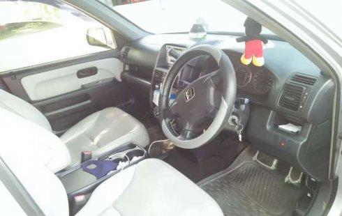 Jual Honda CR-V 2003 harga murah di Lampung