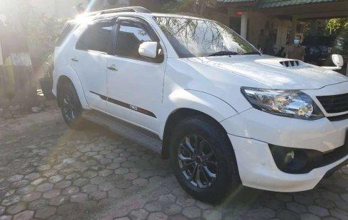 Mobil Toyota Fortuner 2015 TRD terbaik di Kalimantan Selatan