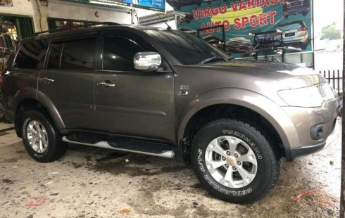 Dijual mobil bekas Mitsubishi Pajero Sport Dakar, Sumatra Selatan