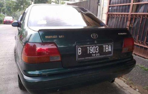Mobil Toyota Corolla 1997 1.8 SEG terbaik di Jawa Barat