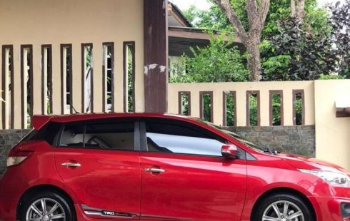Jual mobil Toyota Yaris TRD Sportivo 2015 bekas, Lampung