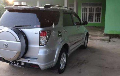 Lampung, jual mobil Toyota Rush G 2011 dengan harga terjangkau