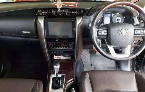 Jual cepat Toyota Fortuner VRZ 2016 di Jawa Tengah
