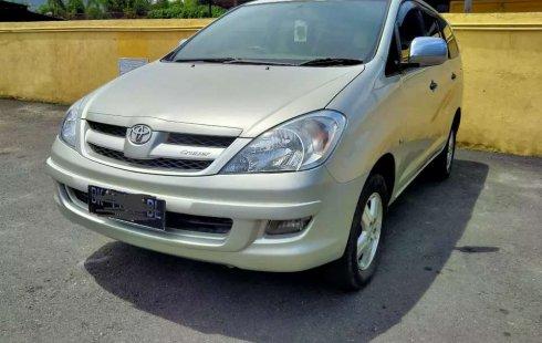Jual mobil Toyota Kijang Innova 2.0 G 2007 bekas, Sumatra Utara