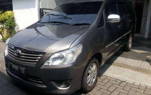 Jawa Tengah, jual mobil Toyota Kijang Innova 2.0 G 2012 dengan harga terjangkau