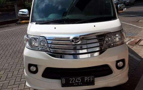 Jual mobil bekas murah Daihatsu Luxio X 2017 di DKI Jakarta