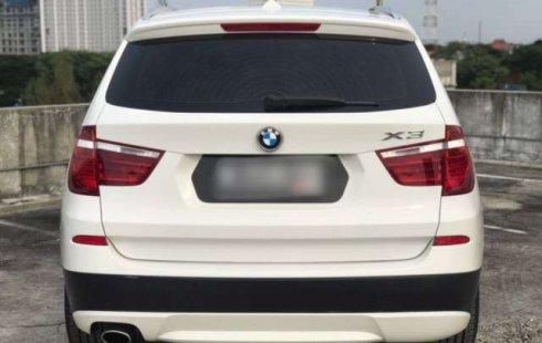 Mobil BMW X3 2013 terbaik di Jawa Timur