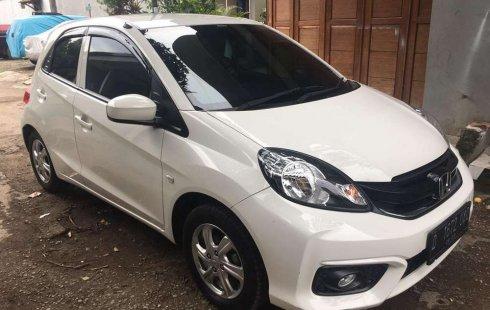 Mobil Honda Brio 2018 Satya E terbaik di Jawa Barat