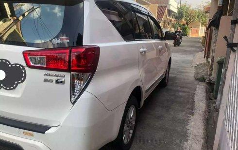 Toyota Kijang Innova 2017 Jawa Barat dijual dengan harga termurah