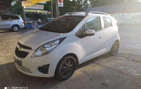 Jual Chevrolet Spark LT 2012 harga murah di Sumatra Selatan