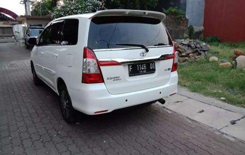 Mobil Toyota Kijang Innova 2012 2.5 G terbaik di Jawa Tengah