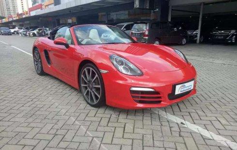 Jual Porsche Boxster 2013 harga murah di DKI Jakarta