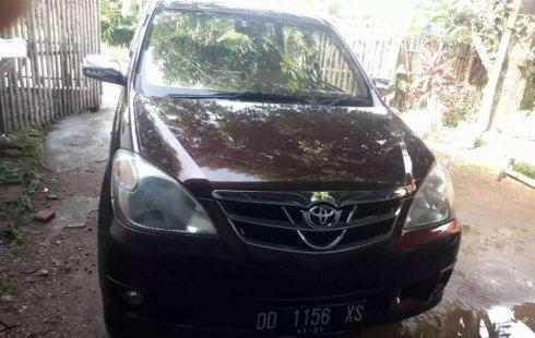 Toyota Avanza 2011 Sulawesi Selatan dijual dengan harga termurah