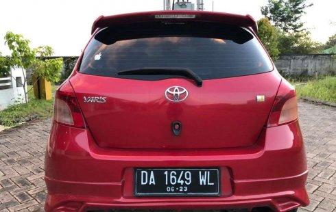 Jual mobil bekas murah Toyota Yaris J 2008 di Kalimantan Selatan