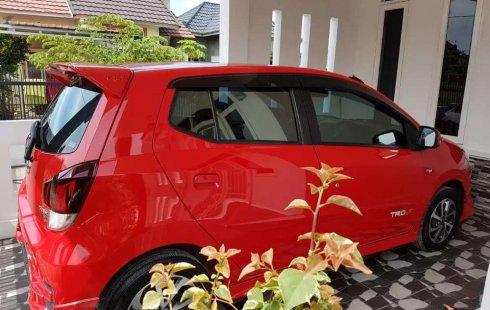 Riau, Toyota Agya TRD Sportivo 2019 kondisi terawat