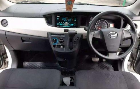 Jual Daihatsu Sigra X 2017 harga murah di DKI Jakarta