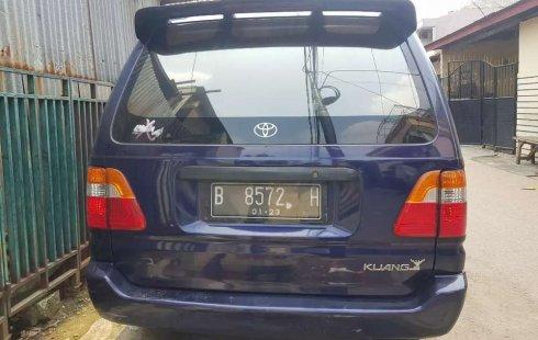 Jual mobil bekas murah Toyota Kijang LSX 2003 di DKI Jakarta