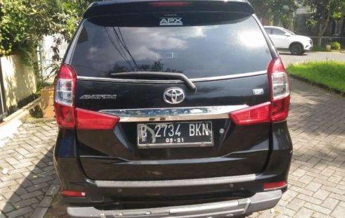 Jual mobil bekas murah Toyota Avanza G 2016 di DKI Jakarta