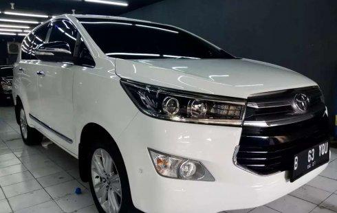 Jual mobil bekas murah Toyota Kijang Innova Q 2016 di Jawa Tengah
