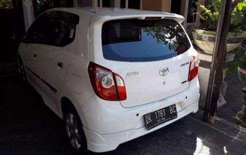 Jual cepat Toyota Agya TRD Sportivo 2014 di Bali