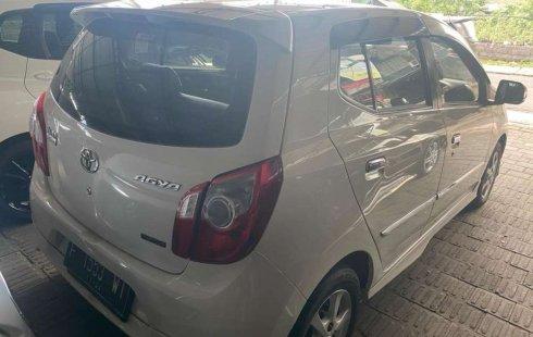 Jual mobil bekas murah Toyota Agya TRD Sportivo 2014 di Bali