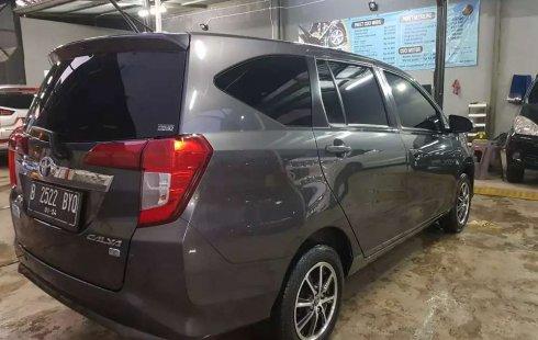 DKI Jakarta, Toyota Calya G 2019 kondisi terawat