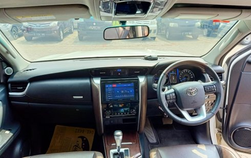Promo Kredit Toyota Fortuner VRZ 2017 Dp 15% di Jabodetabek
