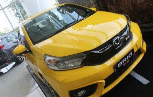 Dijual mobil Honda Brio RS 2020 di Bogor
