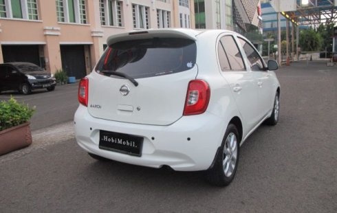 Dijual Cepat Nissan March 1.2L 2014 di DKI Jakarta