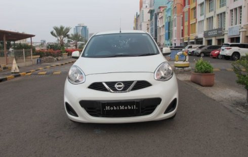 Dijual Mobil Bekas Nissan March 1.2 Manual 2014 di DKI Jakarta